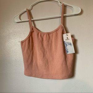 NWT Icyzone Cropped Top